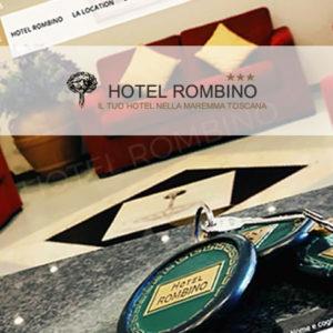 Hotel Rombino Talamone