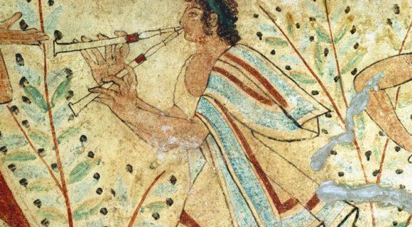 29/07/2018 La Musica Perduta degli Etruschi